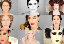 Evolution of make-up