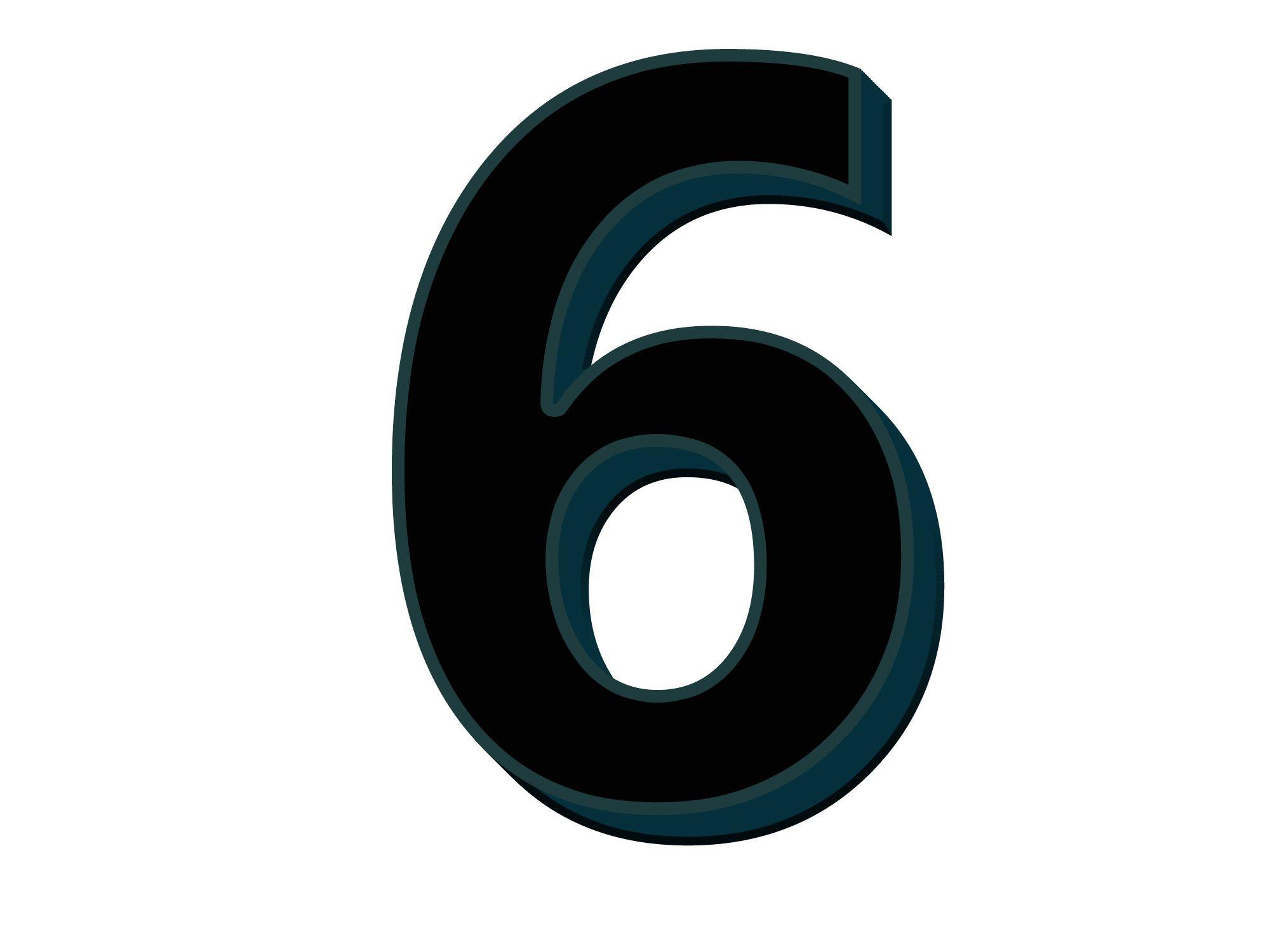 Radix Number 6