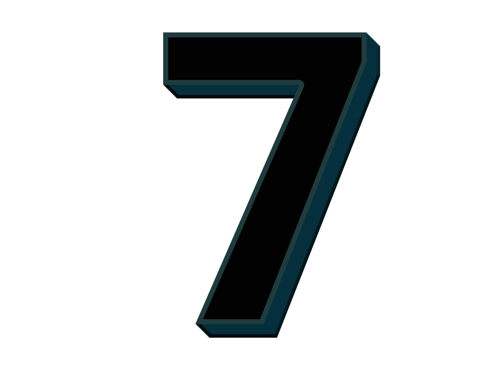 Radix Number 7