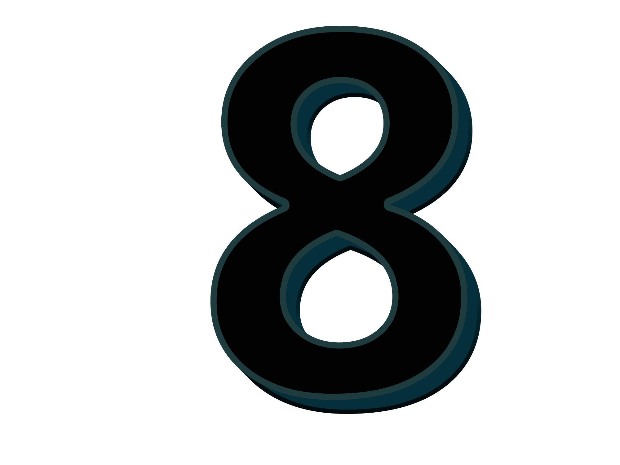 Radix Number 8