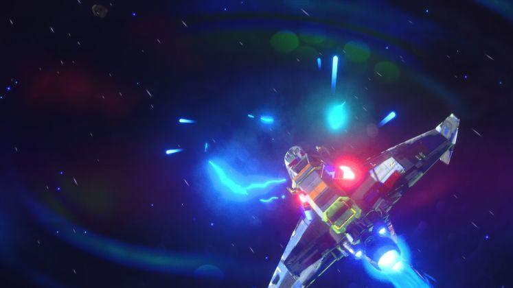 Rebel Galaxy Outlaw oyun posteri