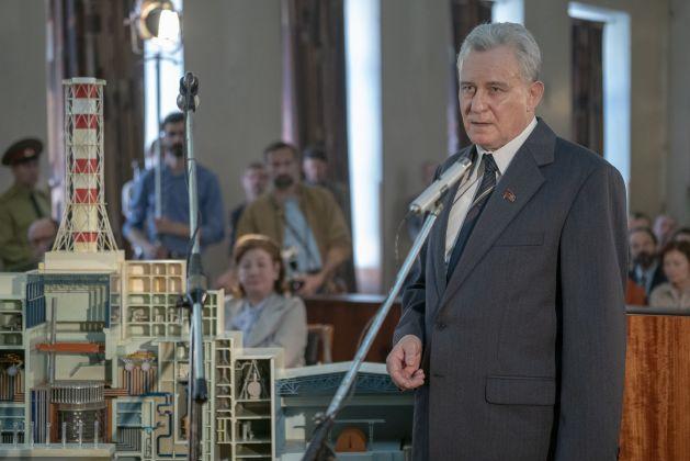 Çernobil dizi fotoğrafı
