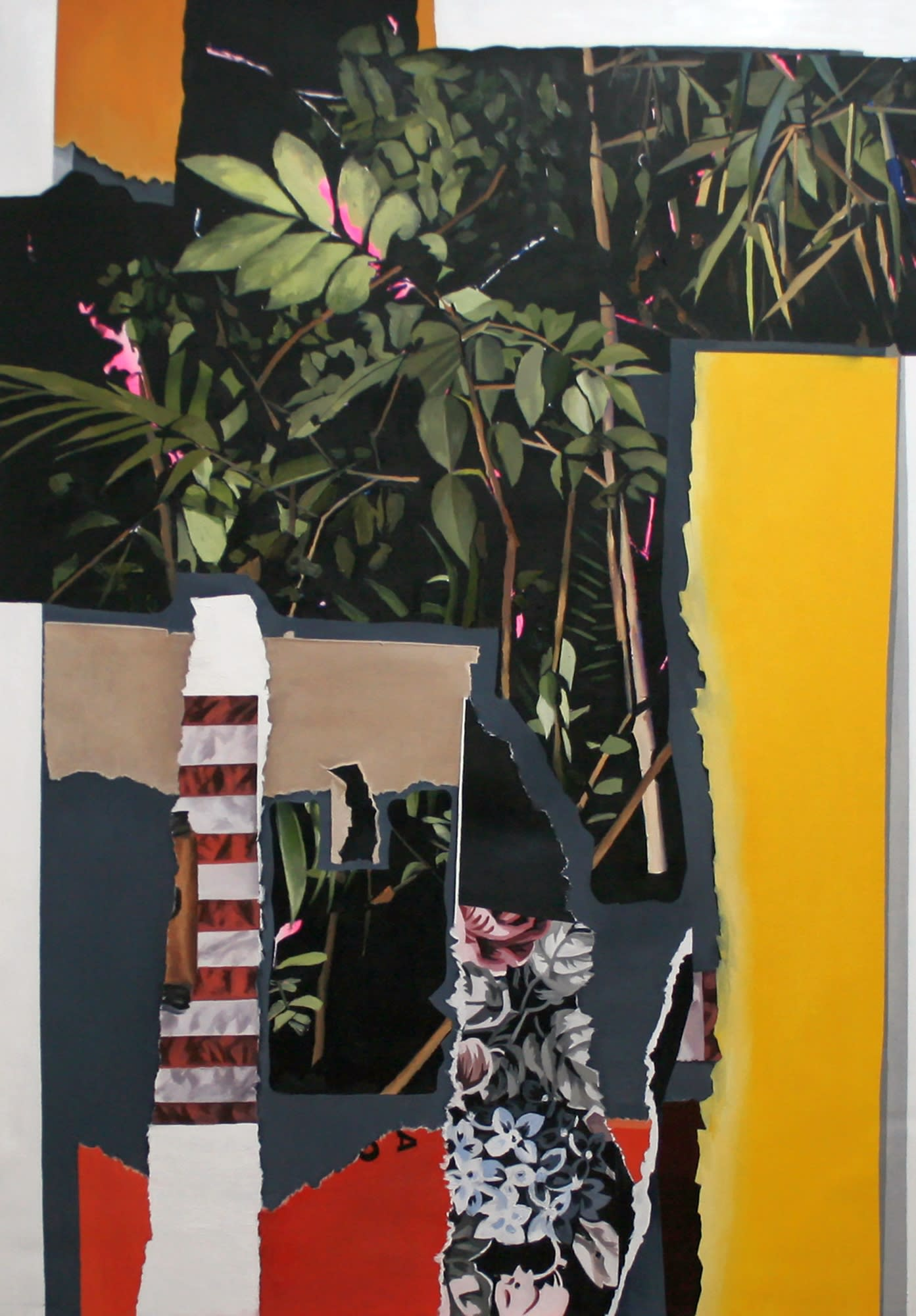'Artificial Landscape #7' by Maria Carbonell at Gallery 133