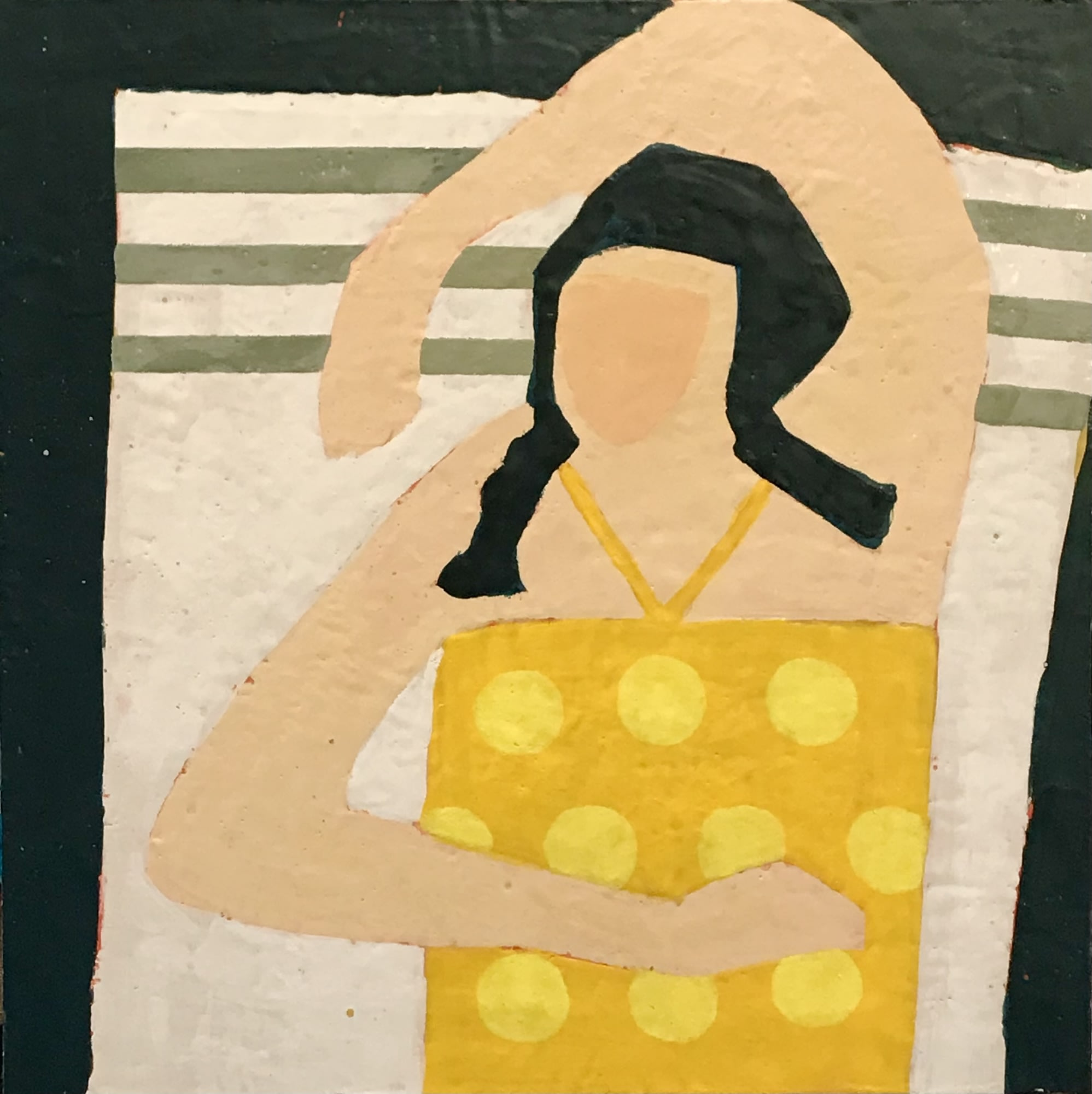 'Sunbather' by Deborah Eyde at Gallery 133