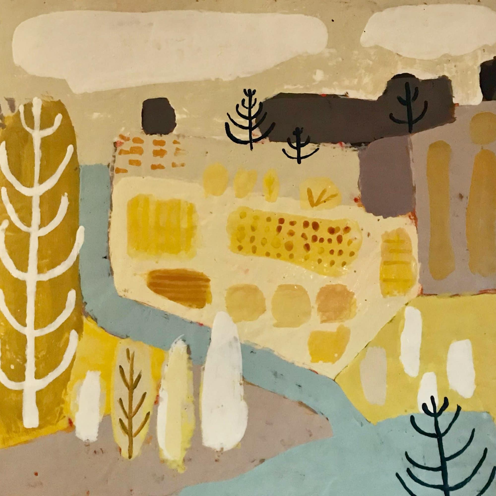 'Something From Nothing' by Deborah Eyde at Gallery 133