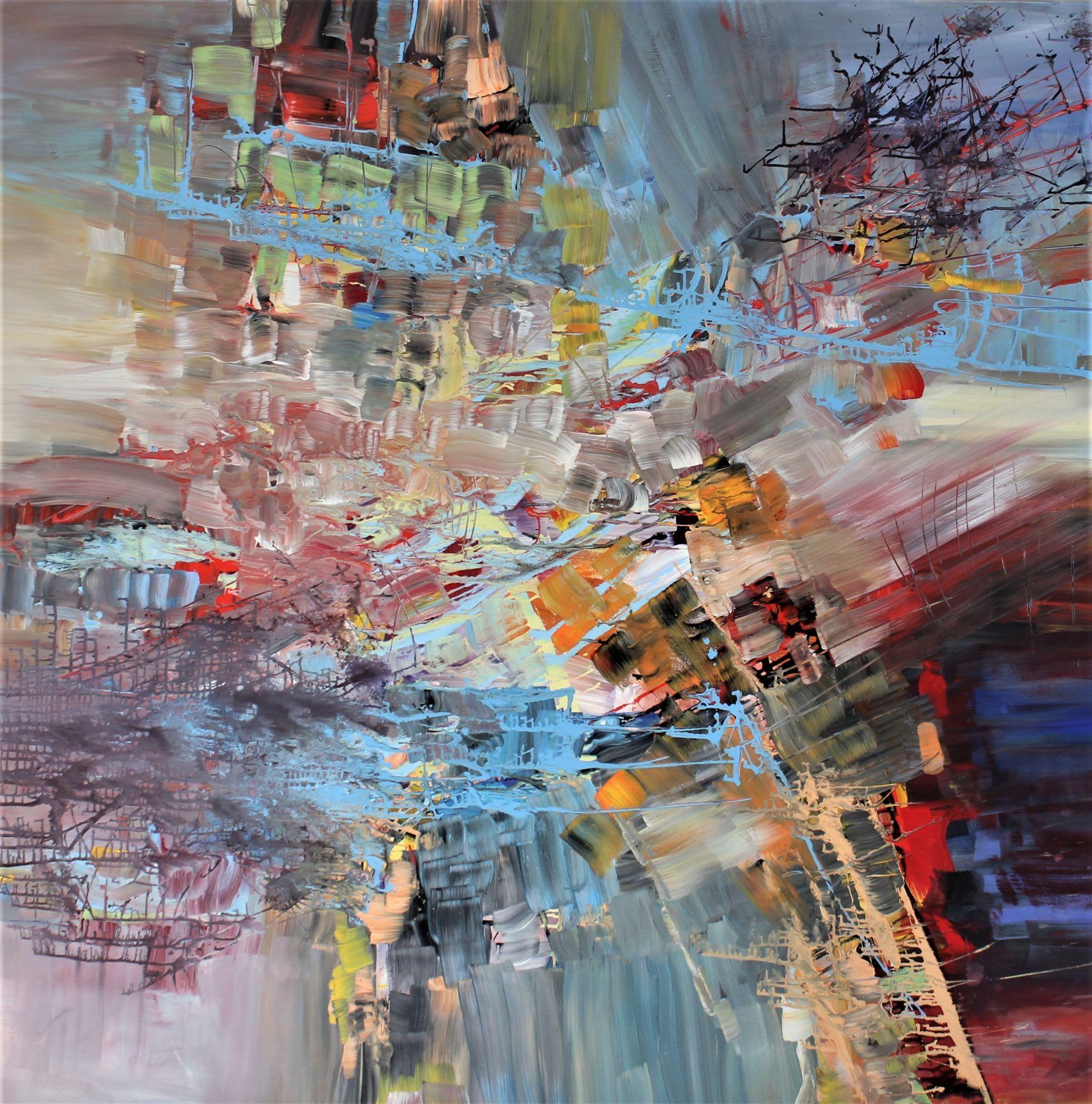 'A Bruckner, Mass no. 3, Die Grosse Messe' by Ernestine Tahedl at Gallery 133