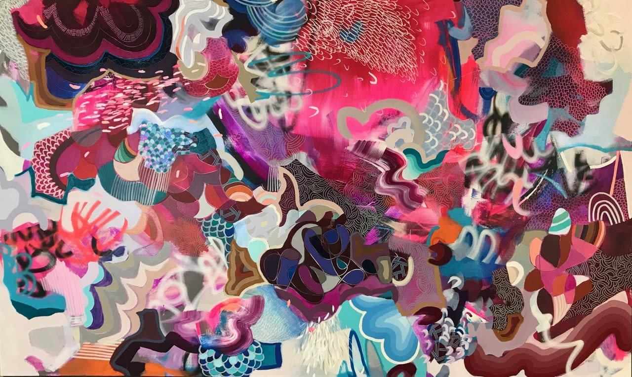 'Divine Female Wisdom' by Christina MacKinnon at Gallery 133