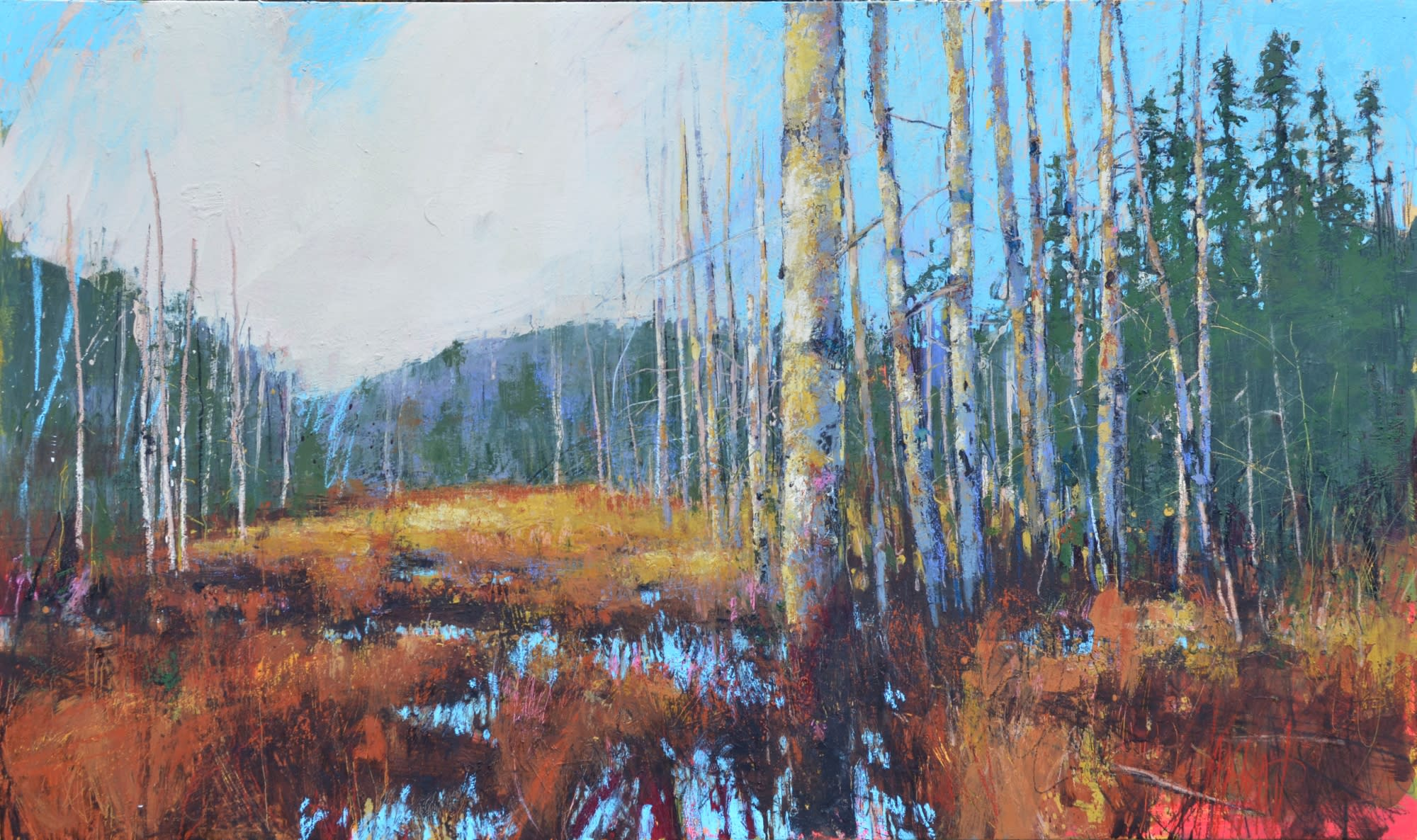 'Fertile Silence' by Laura Culic at Gallery 133