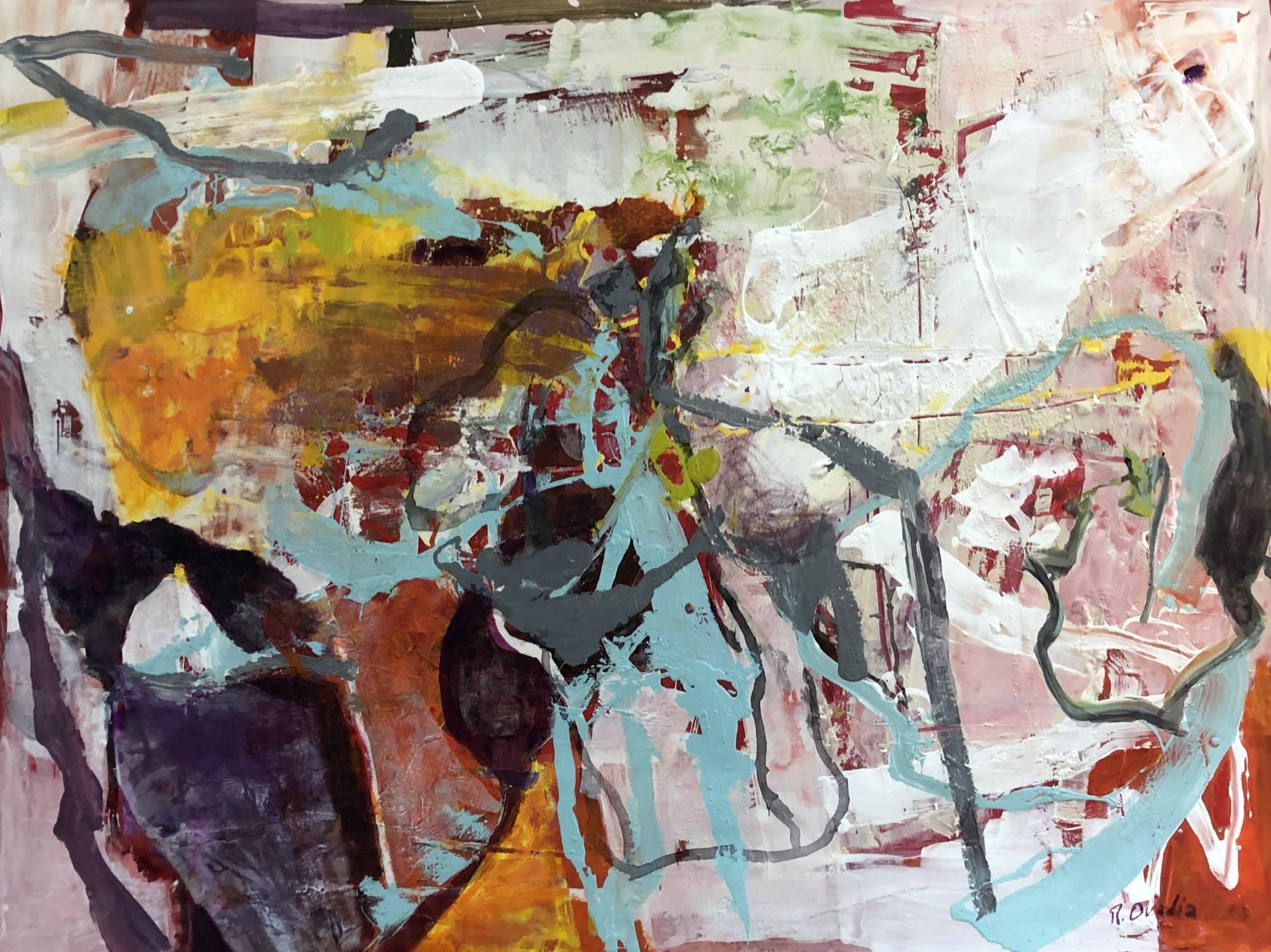'Magenta' by Rachel Ovadia at Gallery 133