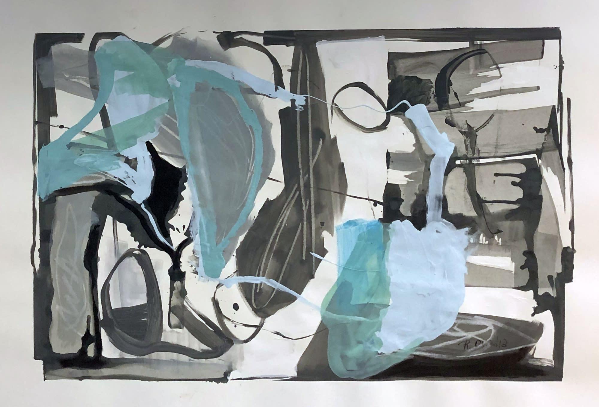 'Inhalation II' by Rachel Ovadia at Gallery 133