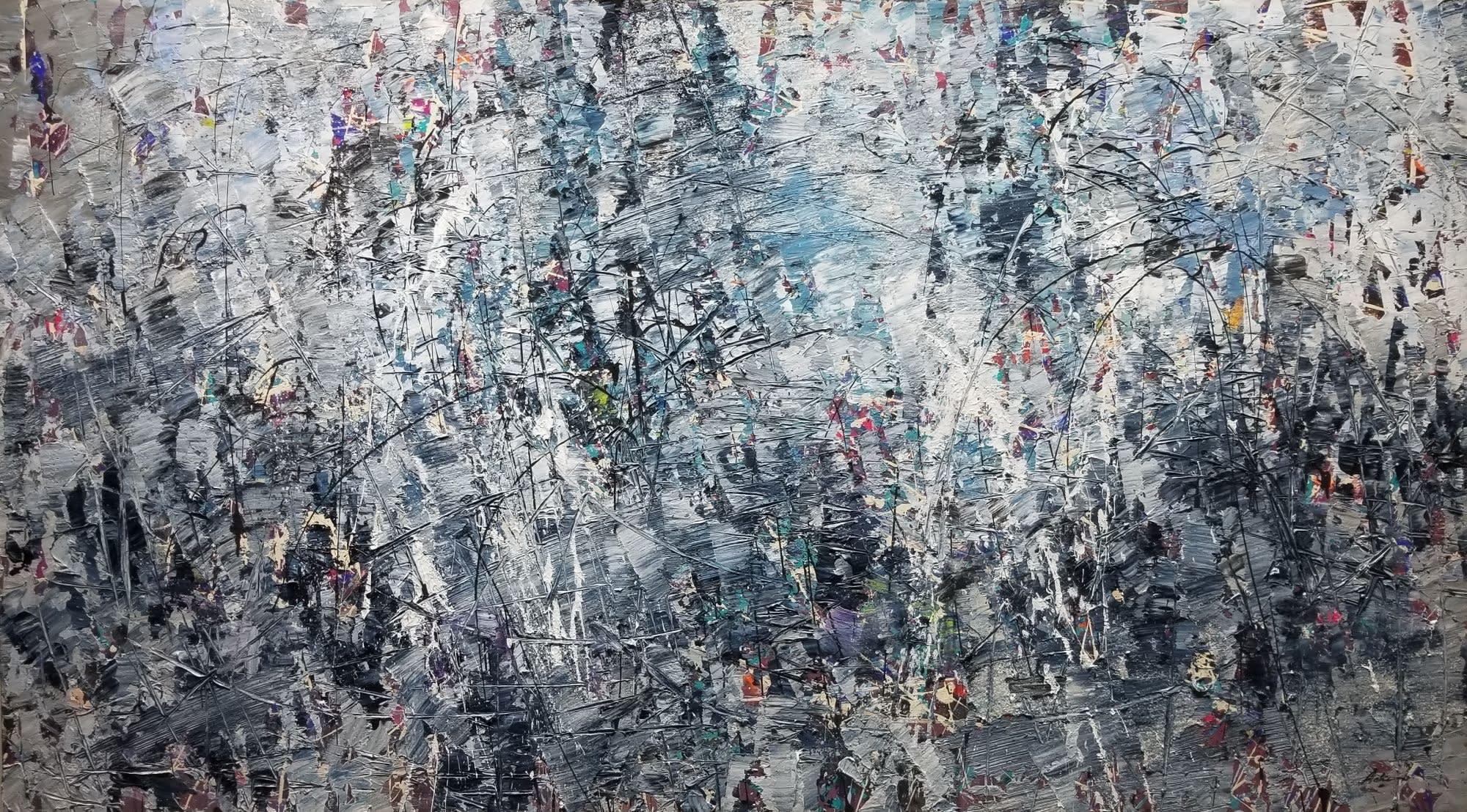 """""""Rocketship Seven"""" by Pietro Adamo at Gallery 133"""