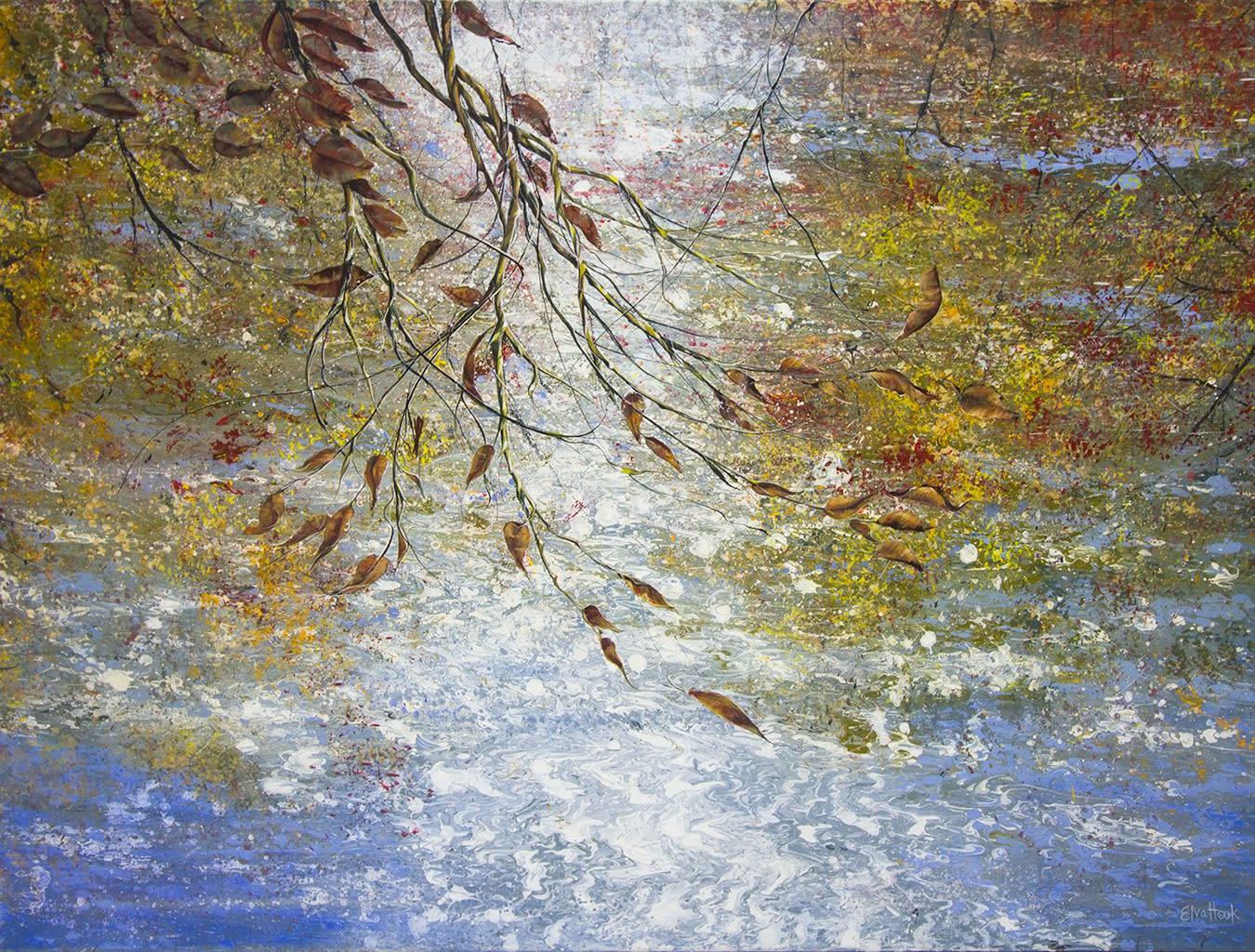 'Season's Change' by Elva Hook at Gallery 133