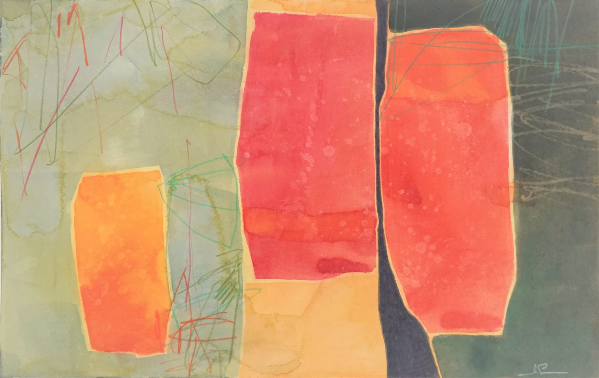 'Magna Carta' by Jacques Pilon at Gallery 133