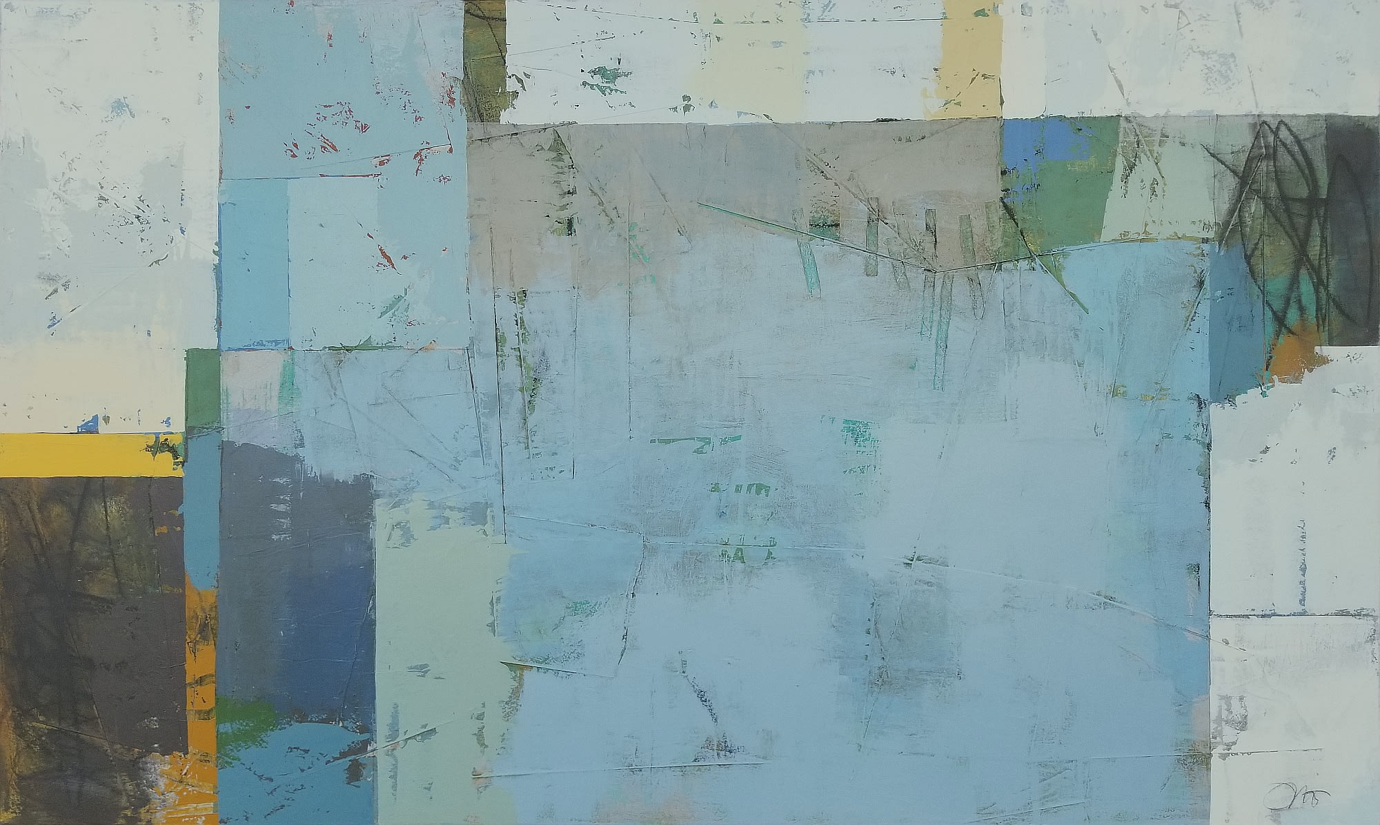 'Reflection 1' by Jacques Pilon at Gallery 133