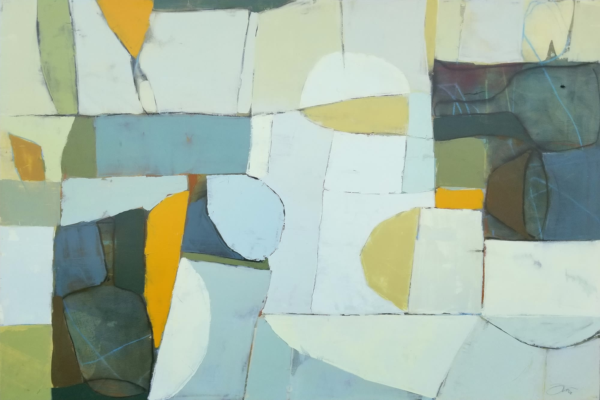 'Passing Reflection' by Jacques Pilon at Gallery 133