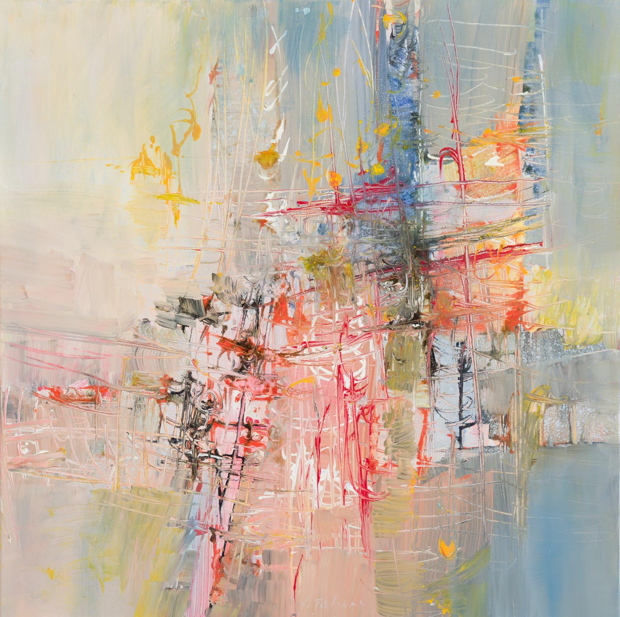 'R. Schumann, Fantasie Stucke No 6' by Ernestine Tahedl at Gallery 133
