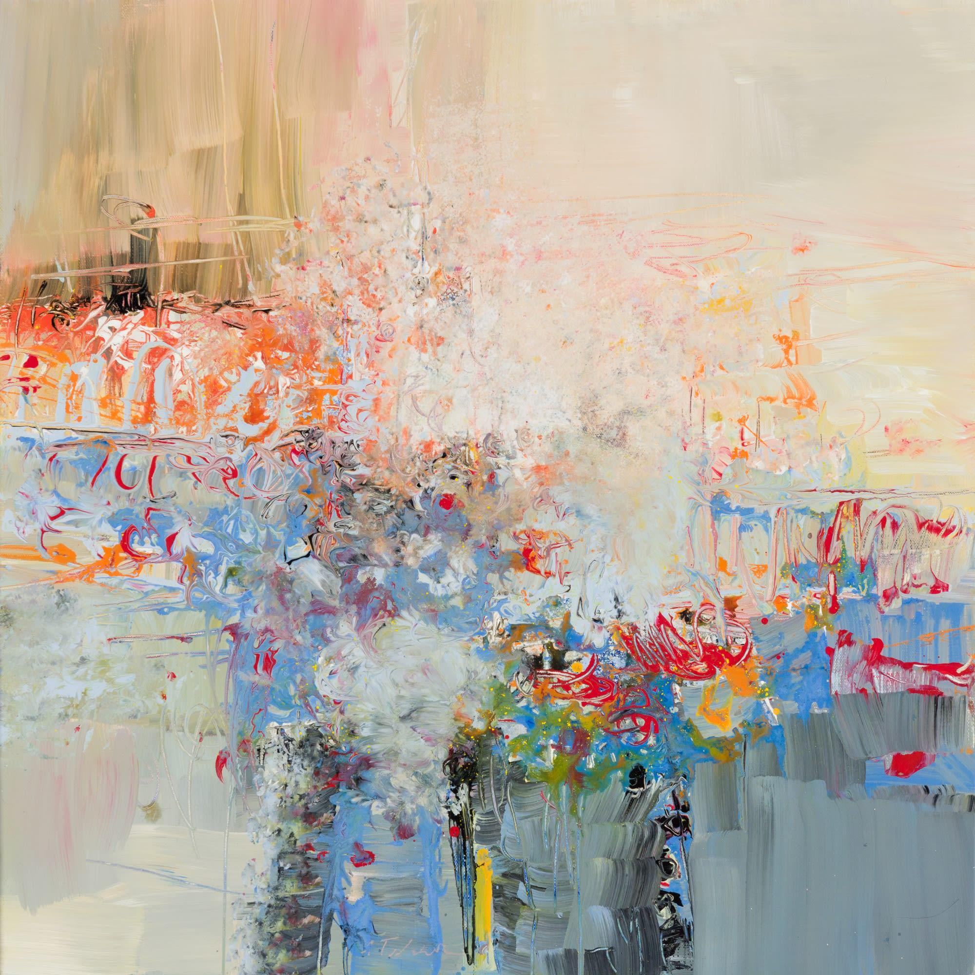 'R. Schumann, Fantasie Stucke No 8' by Ernestine Tahedl at Gallery 133