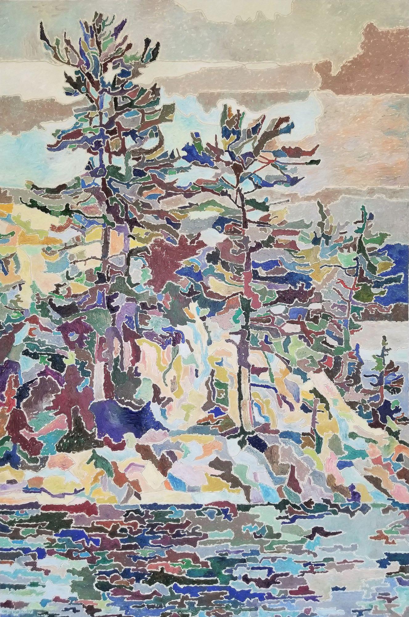 'Breezy Day' by Orlin Mantchev at Gallery 133