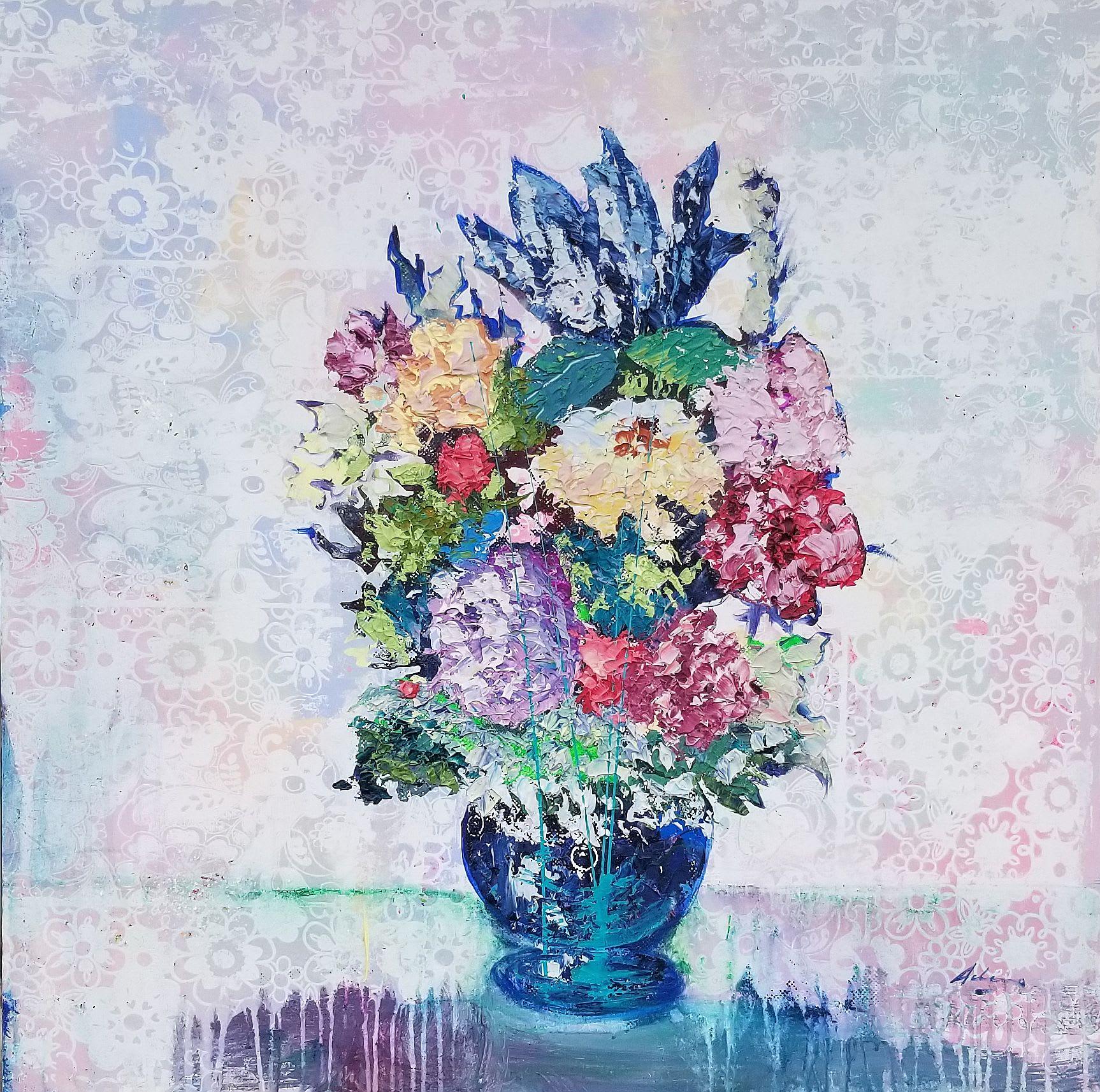 'Bel Vaso Series 2' by Pietro Adamo at Gallery 133