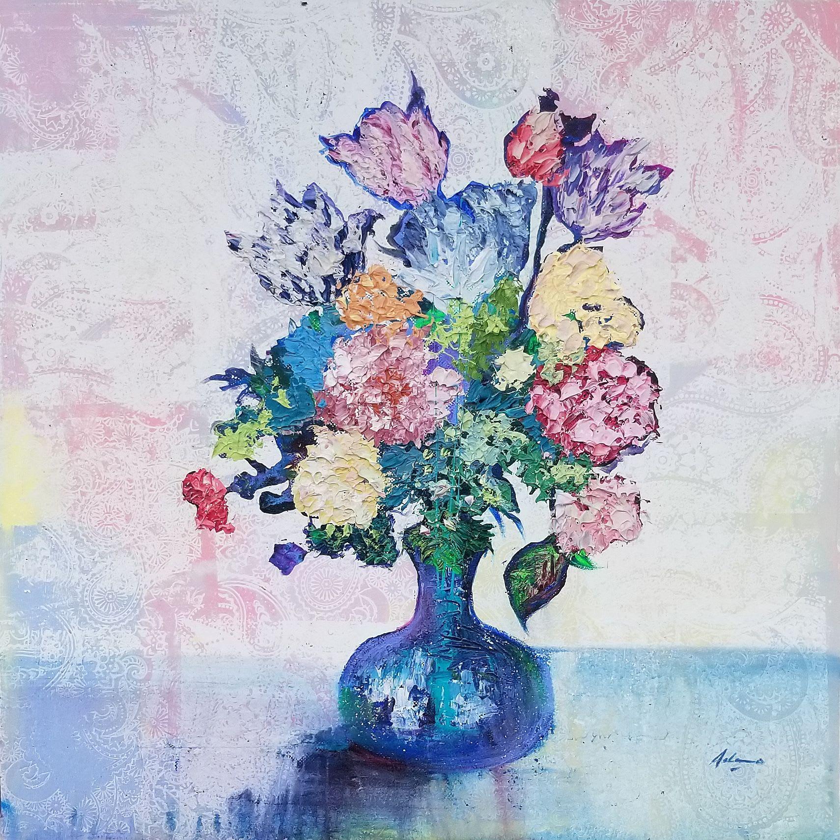 'Bel Vaso Series 1' by Pietro Adamo at Gallery 133