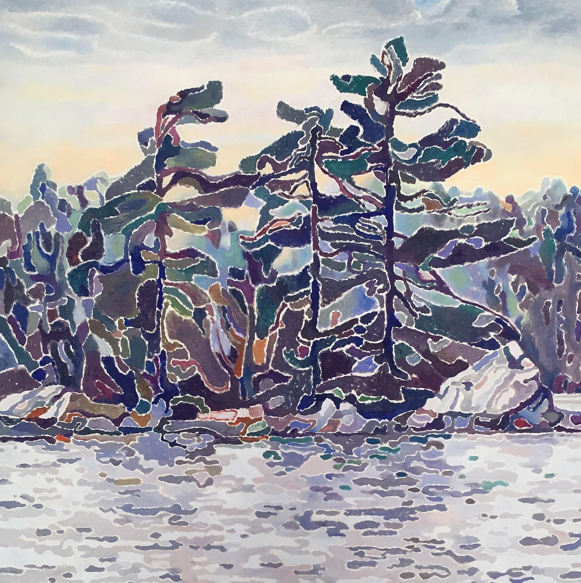 'Kilarney 2' by Orlin Mantchev at Gallery 133