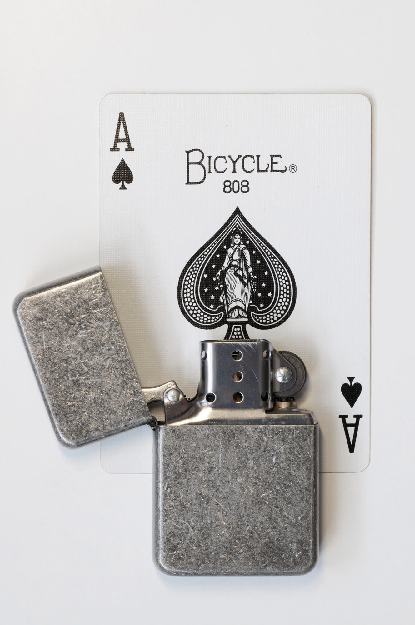 'Ace of Spades' by Garcia De Marina at Gallery 133