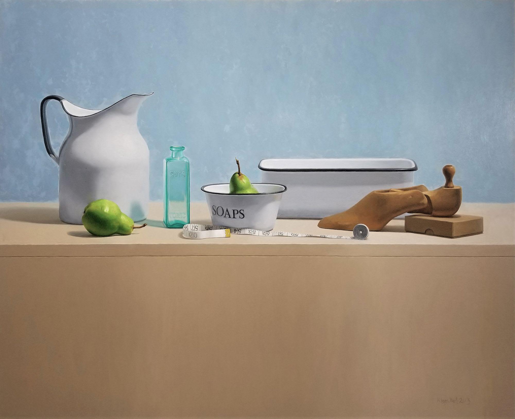 'Tape Measure' by Klaas Hart at Gallery 133