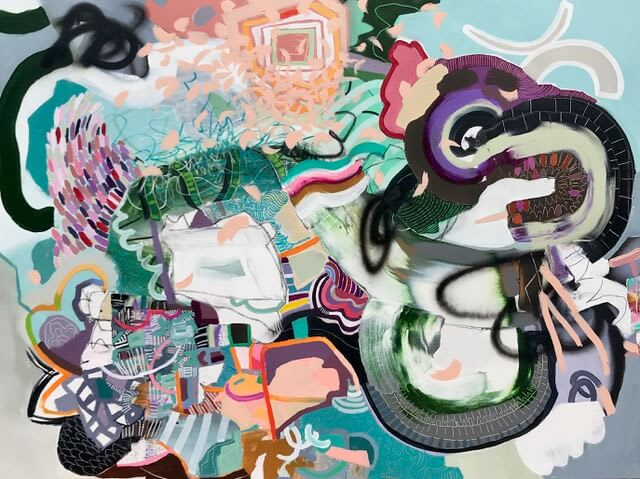 'Sacred Seeing' by Christina Sorace MacKinnon at Gallery 133
