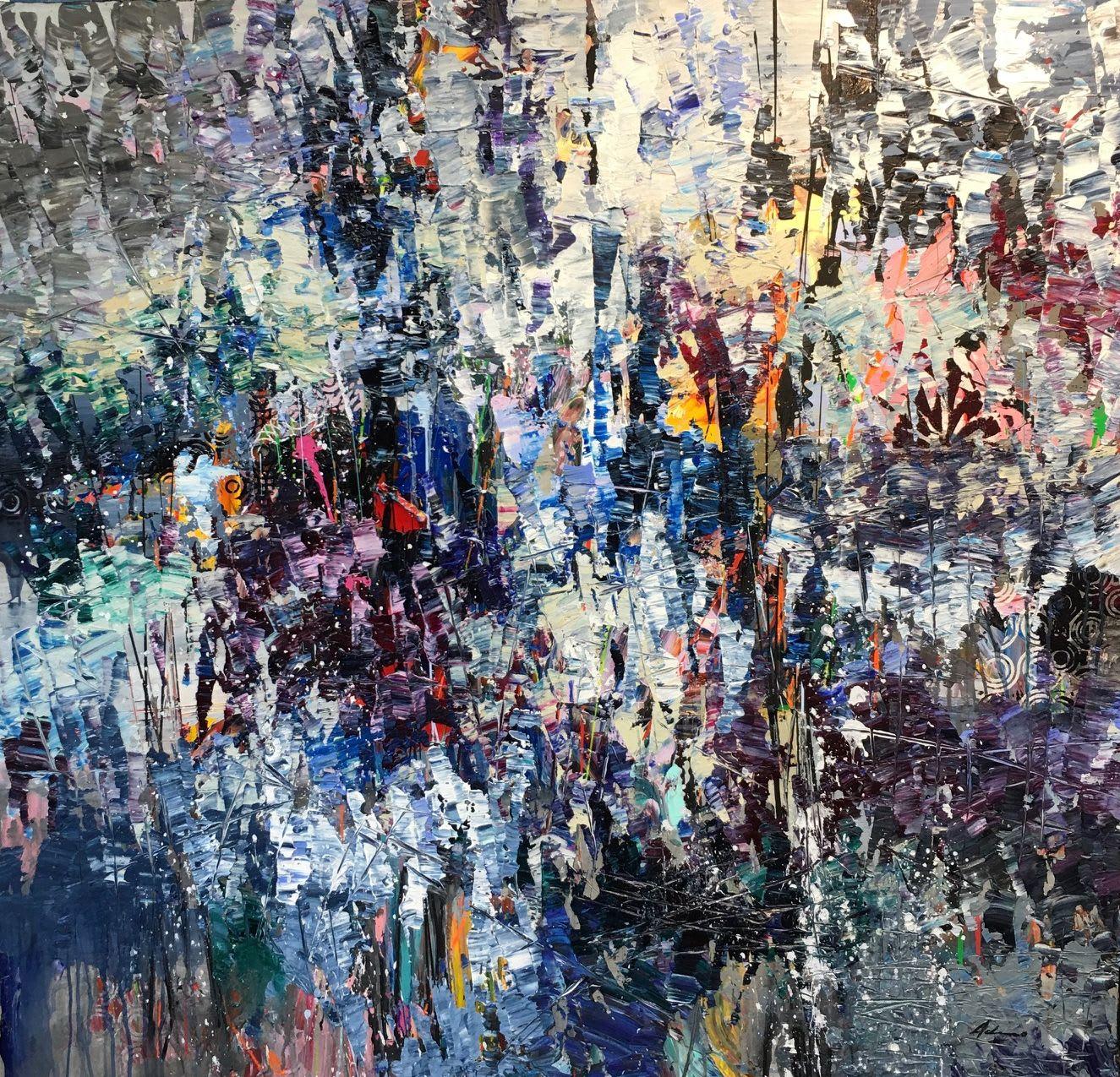 'Depth of Colonialism' by Pietro Adamo at Gallery 133
