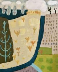 'Long Road' by Deborah Eyde at Gallery 133