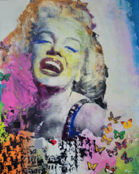 'Butterfly Kisses' by Pietro Adamo at Gallery 133