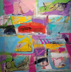 'Grow Your Garden' by Rachel Ovadia at Gallery 133