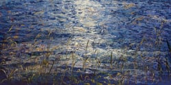 'Halcyon Blue' by Elva Hook at Gallery 133