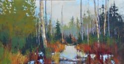 'Juniper' by Laura Culic at Gallery 133