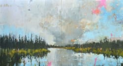 'Breathe In' by Laura Culic at Gallery 133