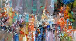 'Shostakovich Piano Trio No 1 Poeme' by Ernestine Tahedl at Gallery 133