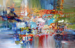 'Bach St Matthew Passion II' by Ernestine Tahedl at Gallery 133