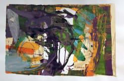 'Purple Rain' by Rachel Ovadia at Gallery 133