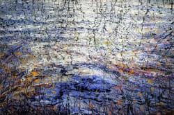 'River Flow' by Elva Hook at Gallery 133