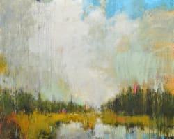 'At Raven Lake' by Laura Culic at Gallery 133