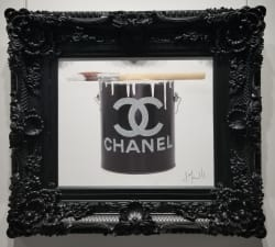 'Chanel Paint Can' by James Manderville at Gallery 133