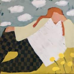 'Repose' by Deborah Eyde at Gallery 133