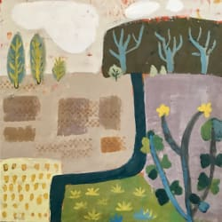 'Planting Seeds' by Deborah Eyde at Gallery 133