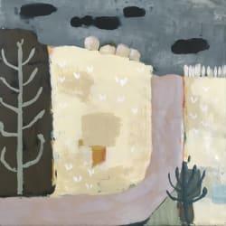 'Purple Road' by Deborah Eyde at Gallery 133