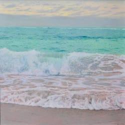'Evening Break' byJoe Sampson at Gallery 133