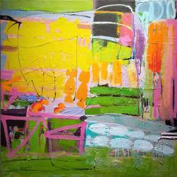 'Happy Meets Joy' by Rachel Ovadia at Gallery 133