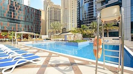 Dubai Bay Central West Tower Apartment