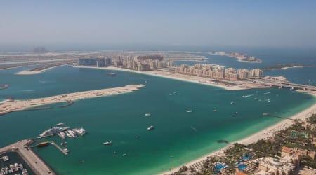 1BR Princess Tower Apartment in Dubai