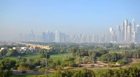 Panoramic Emirates Golf Course Apartment