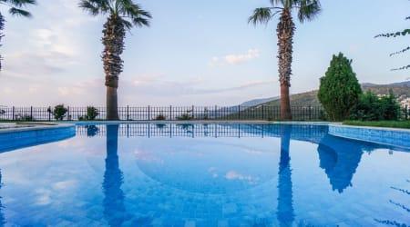 12 Bedrooms Villa Bodrum with Exquisite Pool